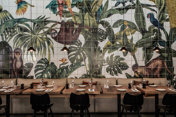 mumu_Tropical+tile+illustration+Casa+Cook+restaurant